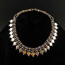 silver vintage necklace images Sterling silver vintage necklace from india pinterest sterling jpg