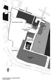 La Convention Center Floor Plan La Purificadora Boutique Hotel Mexico By Serrano Monjaraz