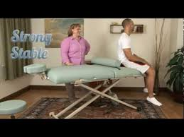 oakworks proluxe massage table oakworks proluxe convertible lift table youtube