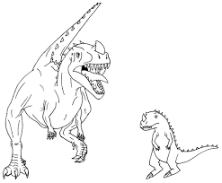 free dinosaur coloring pages ngbasic com