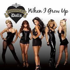 5 Up Photo Album The Pussycat Dolls U2013 When I Grow Up Lyrics Genius Lyrics