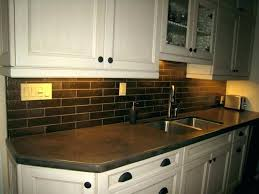 kitchen subway tile ideas gray glass subway tile backsplash images wysiwyghome