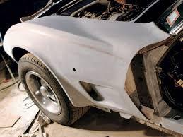 corvette fiberglass repair auto repair primer paint as a pin