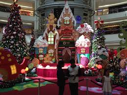christmas decorations from my office to shopping malls u2026they are