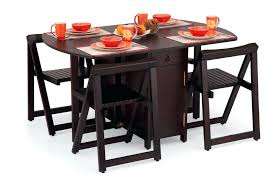 collapsible high top table uncategorized collapsible dining table with trendy dining room