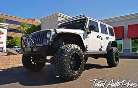 white 4 door jeep wrangler 2014 jeep wrangler 4 door white total auto pros