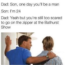 Bathurst Memes - edgy bathurst memes for ox loving teens facebook