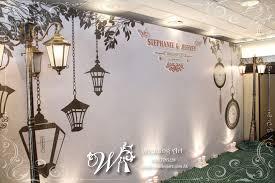 wedding backdrop hong kong wedding decoration hong kong jockey club 跑馬地馬會會所 siufei yung