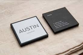 business card stock paper black business cards