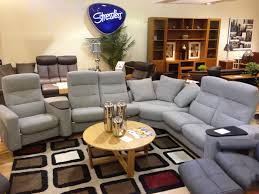 Ekornes Sectional Sofa Stressless E200 Sofa With Seat And 2 One Seaters In