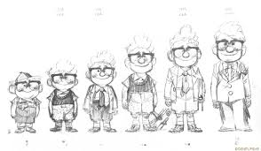 living lines library up 2009 character design