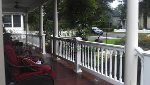 vinyl railing richmond interstate visions