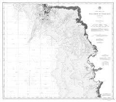 Florida Gulf Coast Map Old Maps Of Florida 80 000 Scale Nautical Charts