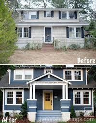 136 best split level images on pinterest exterior remodel home