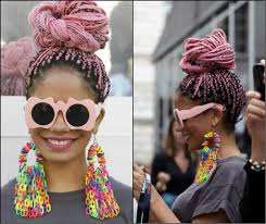 black women colourful box braids hairstyles 2017 hairstyles 2017