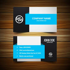 stylish visiting card template free vectors ui