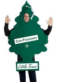 tree costume car freshner fancy dress escapade uk
