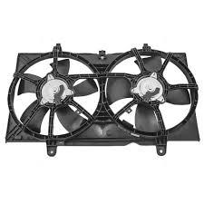 nissan altima 2005 radiator everydayautoparts com nissan altima maxima 3 5l dual cooling fan