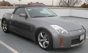 nissan convertible file nissan 350z convertible jpg wikimedia commons