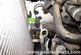 exhaust fan temperature switch bmw e60 5 series radiator temperature sensor replacement 2003 2010