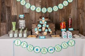 Baby Blue And Brown Baby Shower Decorations Under The Sea Baby Shower Decorations It U0027s A Boy Baby