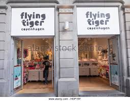 Flying Tiger Store Tiger Shop Stock Photos U0026 Tiger Shop Stock Images Alamy