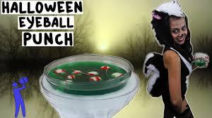 eyeball liquid marijuana punch halloween tipsy bartender