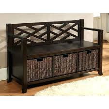 Walmart Entryway Furniture Entry Bench With Storage Walmart Wooden Entry Benches With Storage