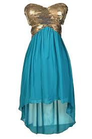 green and gold high low dress mermaid dress teal and gold sequin