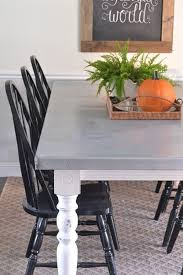 Painted Kitchen Table Ideas by 313 Best Images About Apartment On Pinterest Painted Chairs
