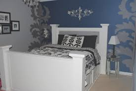 dark blue gray paint bedroom creative dark blue gray bedroom decorating idea