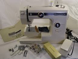kenmore 385 1254180 free arm sewing machine sewing machines