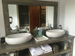 rustic his and hers bathroom vanity bathroom vanity vanity