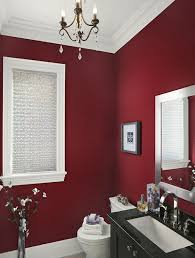 Red And Black Bathroom Decorating Ideas Best 25 Red Bathrooms Ideas On Pinterest Red Master Bedroom