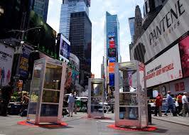 artist aman mojadidi rewires nyc phone booths to tell the poignant