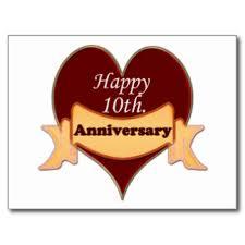 10th wedding anniversary free 10th anniversary cliparts free clip free clip