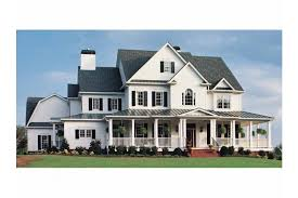 big farm house sumptuous design 7 big farm house plans home plan homepw10740
