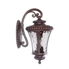 Wall Sconce Bronze Z1274 112 3 Light Large Wall Mount