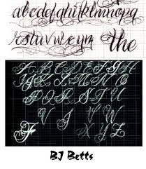 tattoo designs for letters free cursive lettering styles for tattoos tattoo lettering