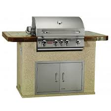 straight grilling islands woodlanddirect com outdoor kitchens