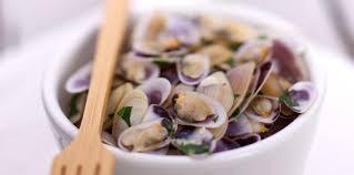 cuisiner des tellines tellines à l ail facile et pas cher recette sur cuisine actuelle