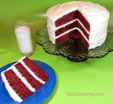 red velvet cake three layers recipe