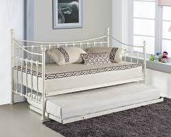trundle bed bunk white daybed full size trundle day bed is one
