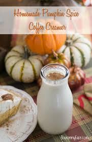 pumpkin spice for coffee pumpkin spice coffee creamer flour on my face