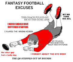 Armchair Quarterbacks Fantasy Football Random Thoughts Of An American Male