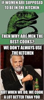 Men Cooking Meme - september 9 2011 brain storm