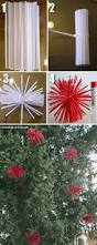 10 cool ideas to decorate garden or yard trees for christmas