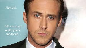 Ryan Gosling Acts Out Hey Girl Meme - fact or fake 59 hey girl did ryan gosling really adopt a nine
