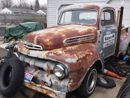 Old Ford Truck Junkyard - derelict abandoned junkyard truck pic thread page 34 ford