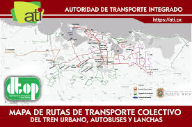 Maps Puerto Rico by Maps And Routes Ati